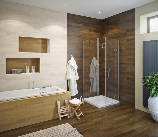 плитка для ванной от «KeramLand»